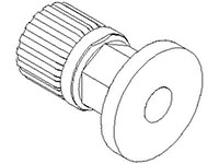 Straight Adapter, JIS Flange