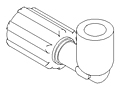 Elbow Adapter, FNPT